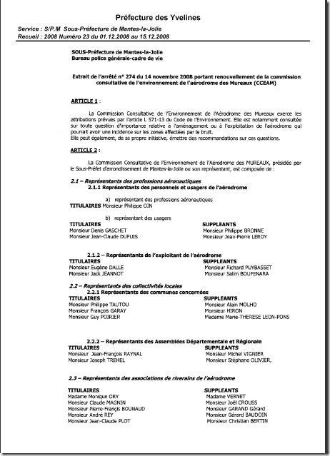commision consultative 1