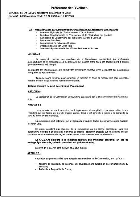 commision consultative 2