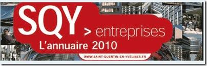 annuaire entreprises 2010