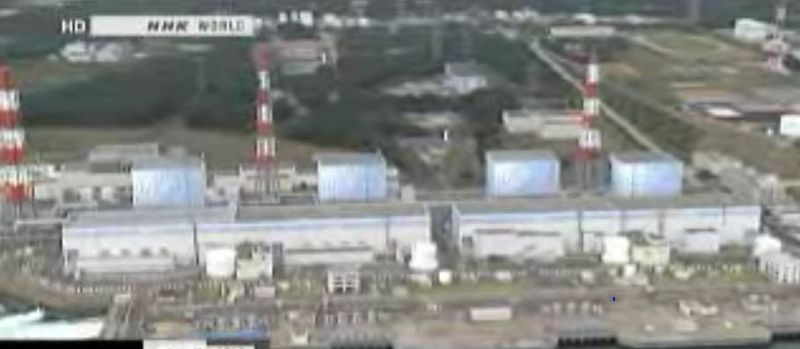 Centrale fukushima nr 1