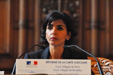 Projet d'organisation judiciaire - CA PARIS et  VERSAILLES / Crédits Photos - C. LACENE