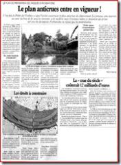 courrier des yvelines 25 juillet 2007