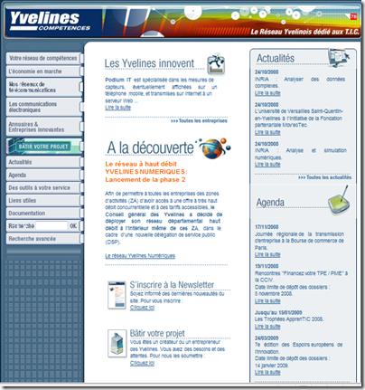 Rives de seine r seau yvelines comp tences - Chambre de commerce yvelines ...