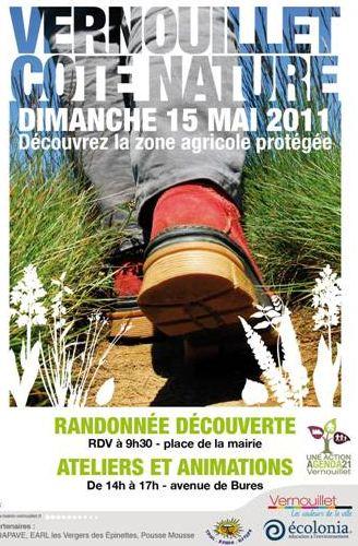 Vernouillet nature 15 mai 2011