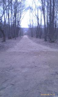 La piste du bois du plan