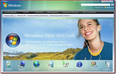 vista web cafe