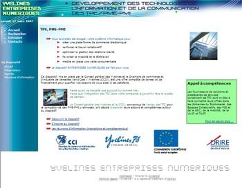Rives de seine yvelines entreprises num riques - Chambre de commerce yvelines ...